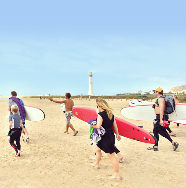 Surf Camp Fuerteventura